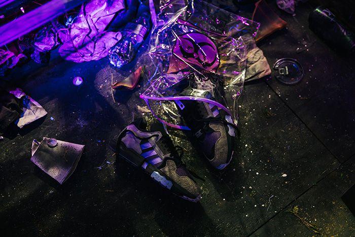 Packer Shoes Adidas Consortium Zx Torsion Mega Violet Release Date Top Down