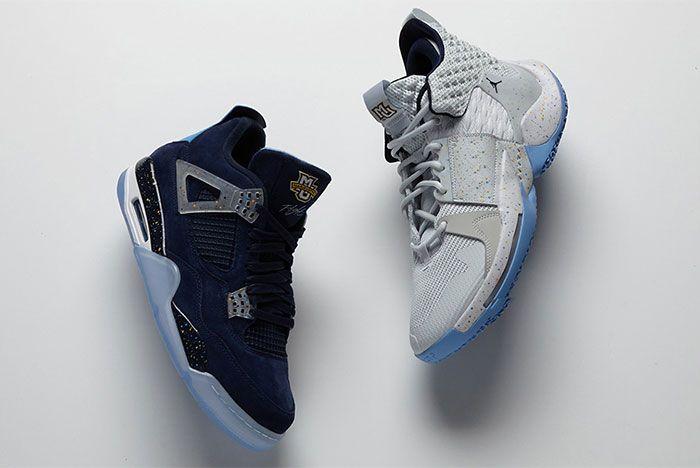 Air Jordan 4 Why Not Ncaa Pe Pair Side Shot6