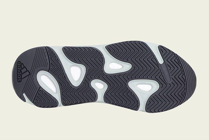 Adidas Yeezy Boost 700 Salt Sole