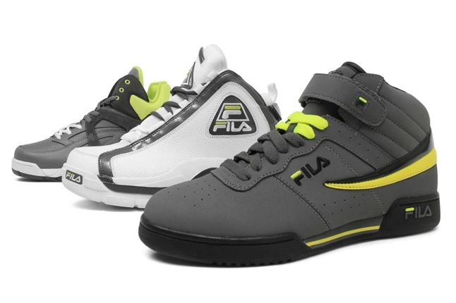 Fila Lime Punch Pack Group2 1