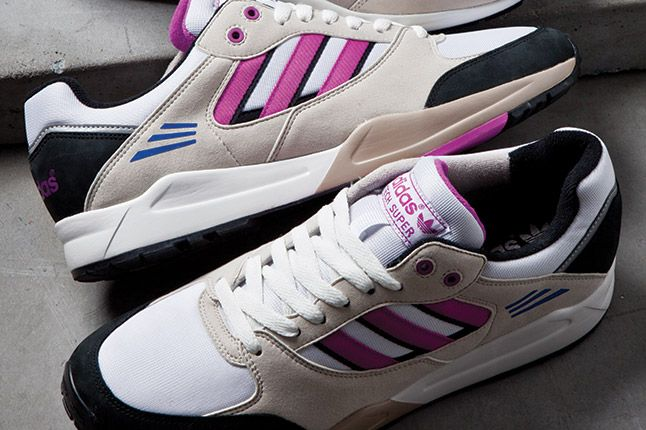 Adidas Concrete Tech Super New 1