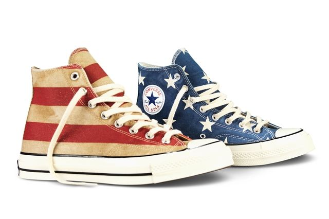 Converse Chuck Taylor All Star Vintage Flag 7