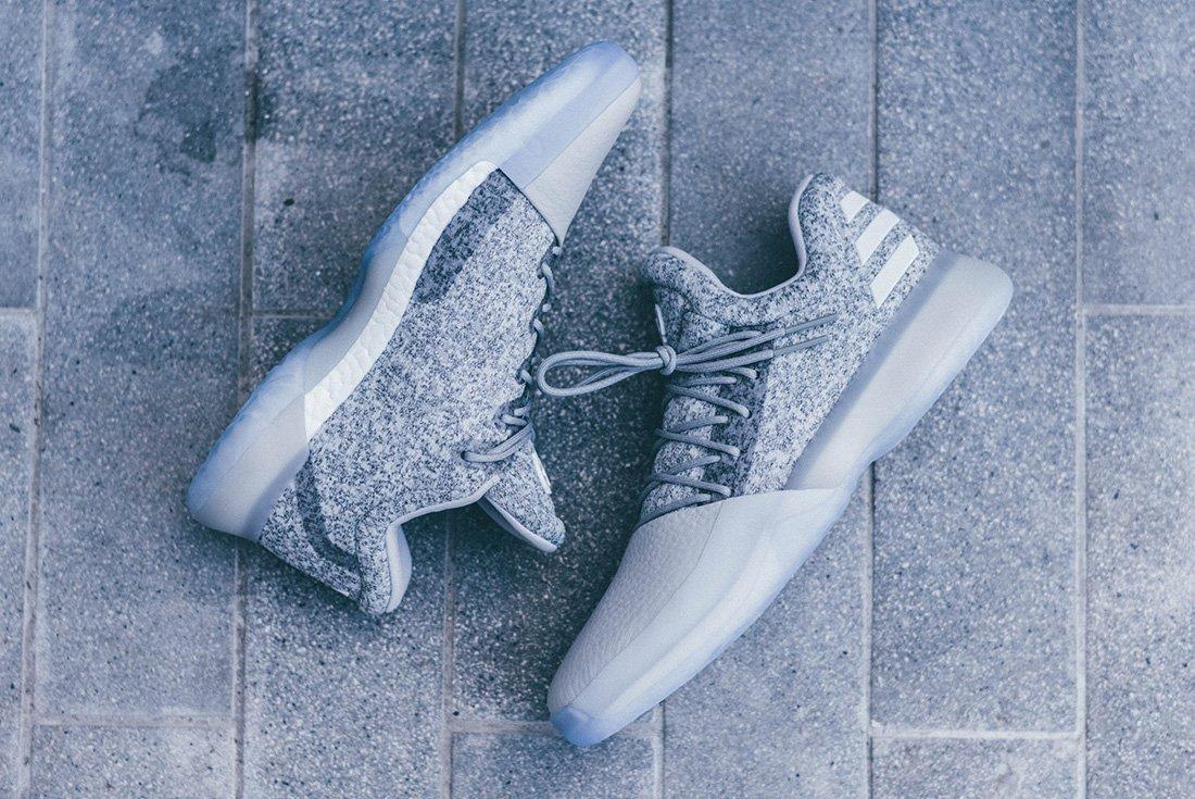 Adidas Harden Vol 1 Grayvy 6