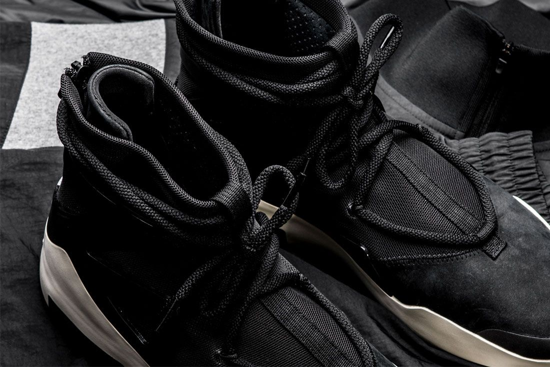 A Closer Look At The Nike Air Fear Of God With Jerry Lorenzo 22