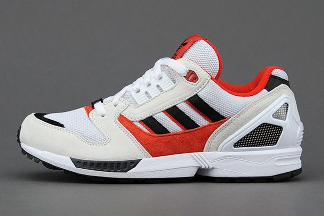 Adidas Zx8000 Wht Blk Red Profile 1