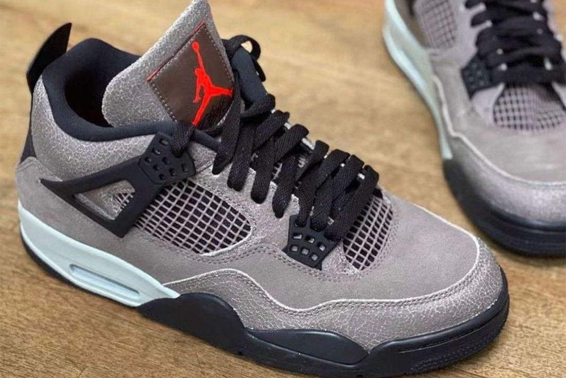 Air Jordan 4 'Taupe Haze' leak