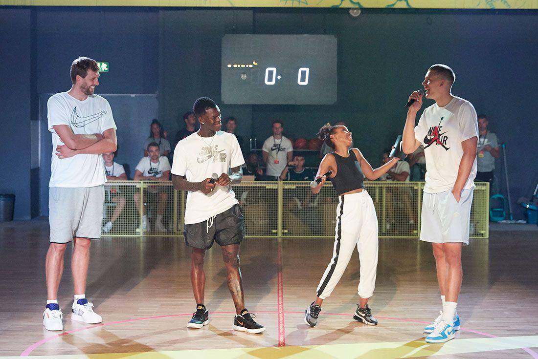 Nike Basketball Festival Event Getty3