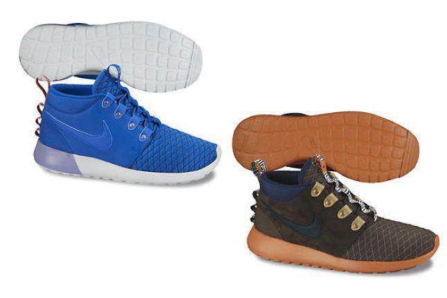 Nike Roshe Run Winter Mid 4 1