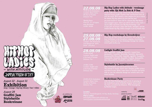 Hip Hop Ladies With Attitude Festival 3