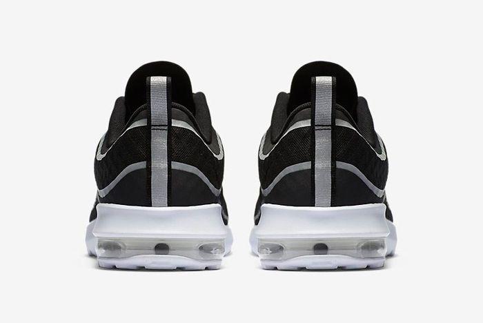 Nike Air Max Mercurrial R9 Black Silver 5