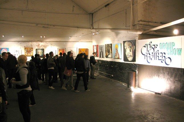 Just Another Group Show 1000 Pound Semi Permanent 19 1