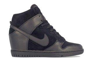 Nike Dunk Sky Hi Black Thumb