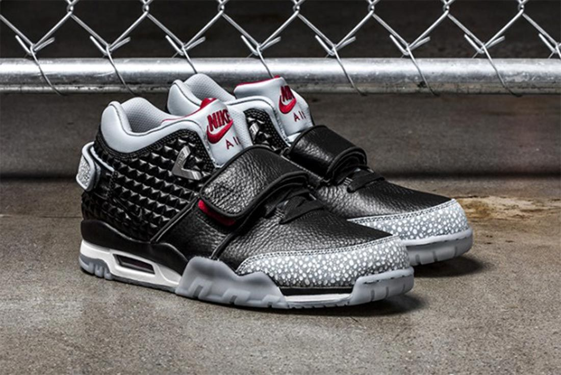 Nike Black Cement Nike Air Cruz Latral Side Shot