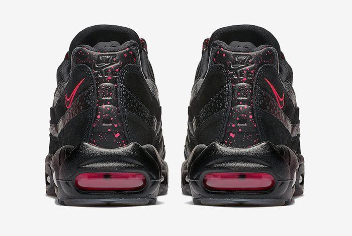 Nike Air Max 95 Black Infrared Rippin Slippin 3