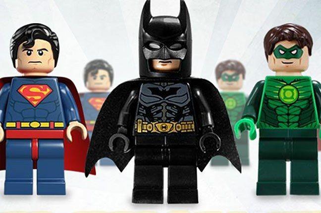 Lego Super Heroes 1 1
