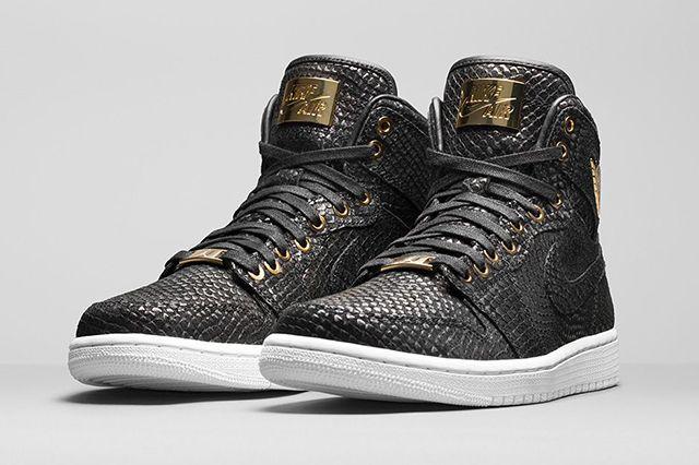 Air Jordan 1 High Pinnacle Black