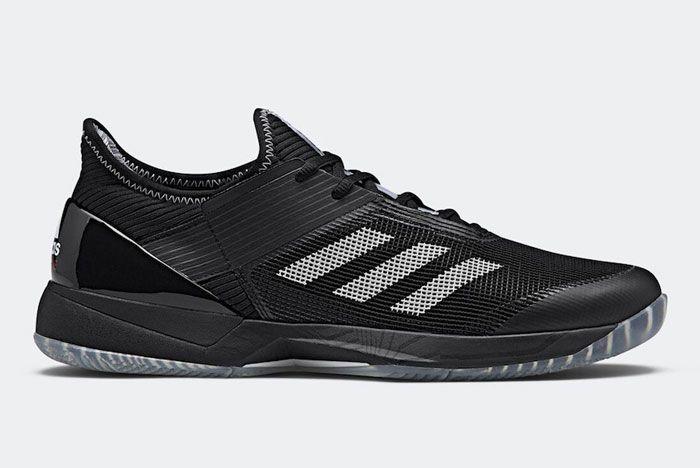 Adidas Palace Ubersonic Black Lateral Side
