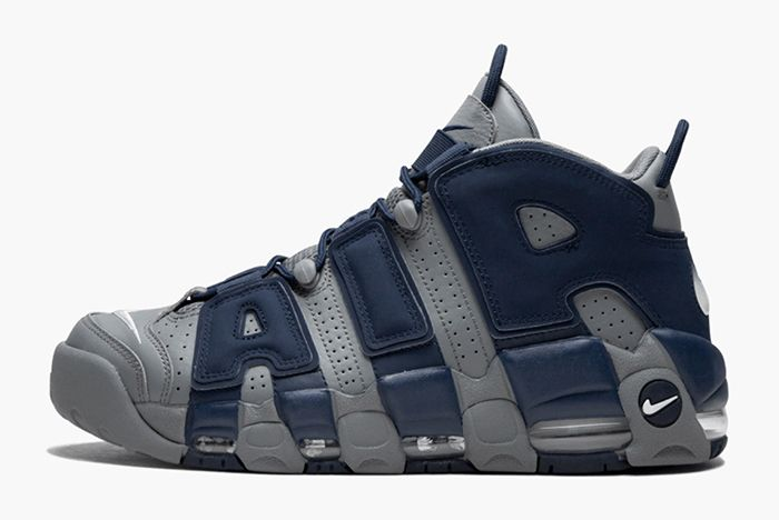 Nike Air More Uptempo Georgetown Hoyas 1