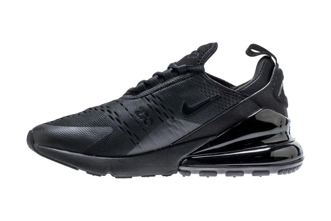 Nike Air Max 270 Triple Black Sneaker Freaker 4