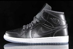 Air Jordan 1 Nouveau Black Ice Thumb