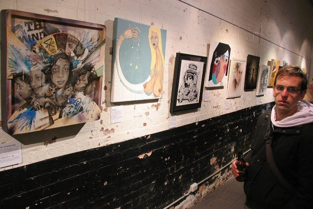 Just Another Group Show 1000 Pound Semi Permanent 12 1