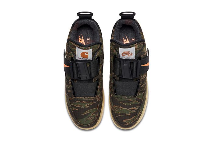 Carhartt Wip Nike Air Force 1 Low Utility Camo 4