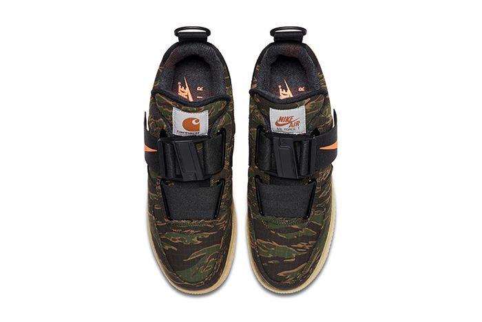 Carhartt Wip Nike Air Force 1 Low Utility Camo 4