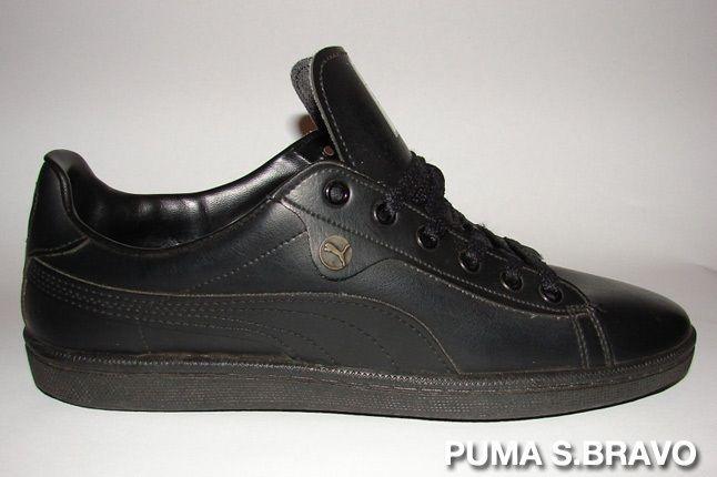 Puma S Bravo Black 1