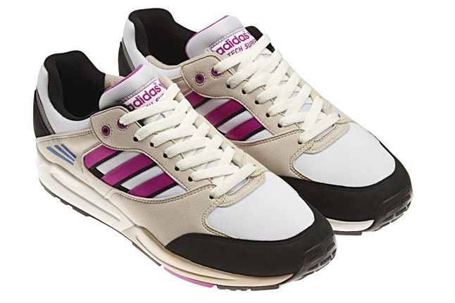 Adidas Tech Super Purple Quater 1