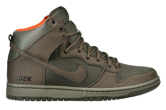 Frank Kozik Nike Sb Dunk High 1