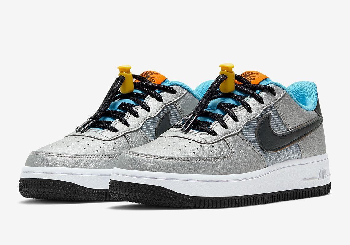 Nike Air Force 1 Sky Nike Angled