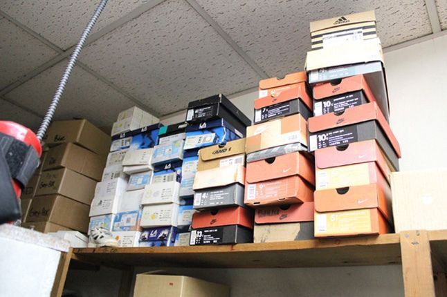 Inside The Sneaker Box Sneaker Heaven 161 1