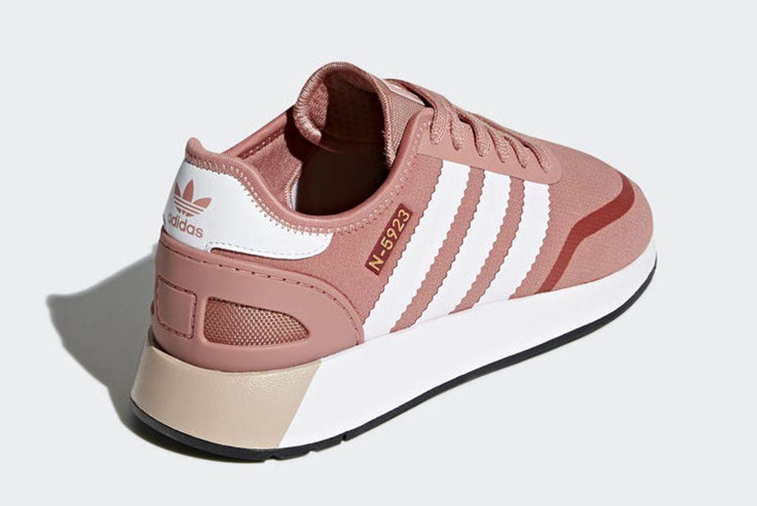 3 Adidas N 5923 Ash Pink Sneakerfreaker