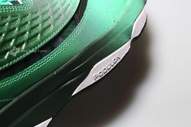 Air Jordan Cp3 Vi Mint Sole Detail 1
