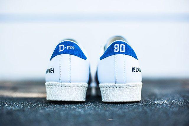 Adidas Consortium D Mop Superstar 80 3
