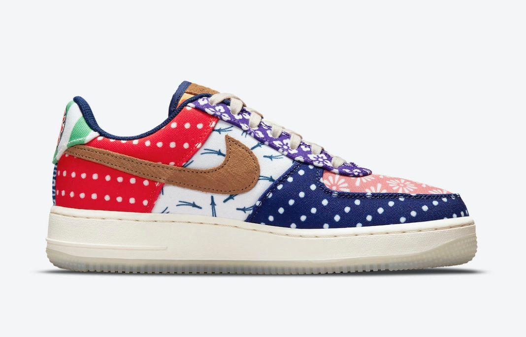 Nike Air Force 1 Low Matsuri official