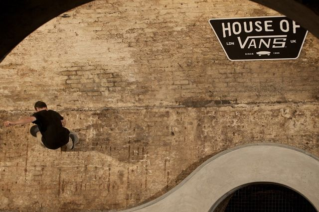 Look Inside The House Of Vans London 11