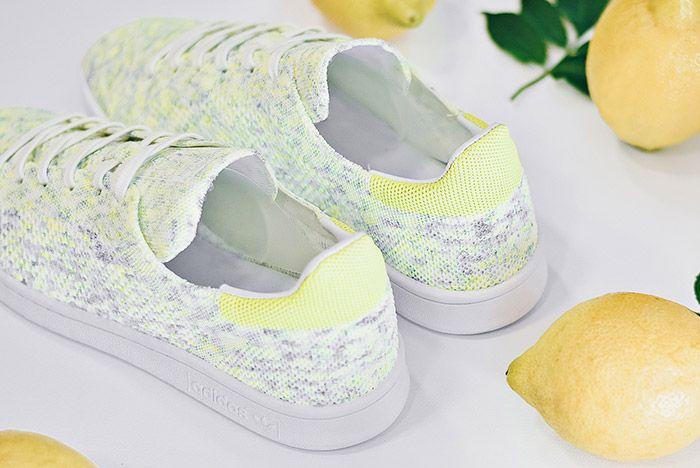 Adidas Stan Smith Pk Solar Yellow 5