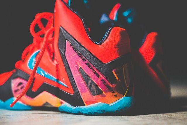 Nike Lebron 11 Elite Hero 2