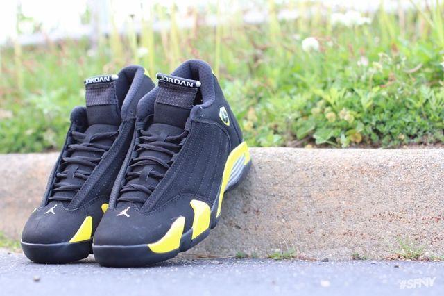 Air Jordan 14 Thunder 7