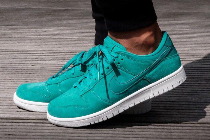 Nike Dunk Low Premium Neptune Green 2