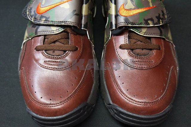Nike Air Veer Brown Leather Camo 3