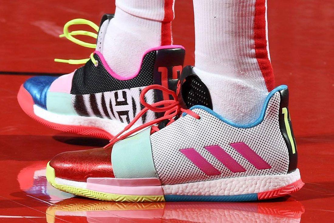 James Harden Adidas Vol 3