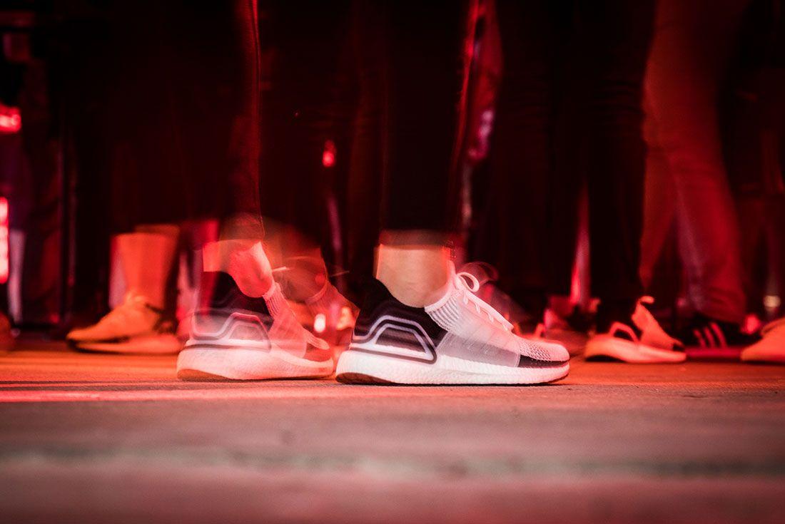 Adidas Ultraboost 19 Launch On Foot Shot
