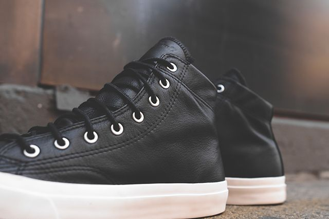 Converse Jack Purcell Mid Black White 3