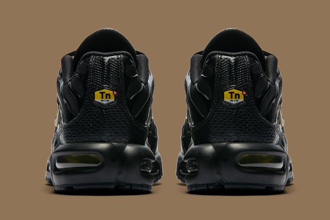 Nike Black Gold Pack 6