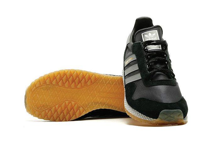 Adidas New York Core Black Sneaker Freaker