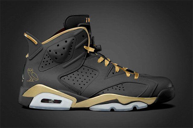 Drake Air Jordan 6