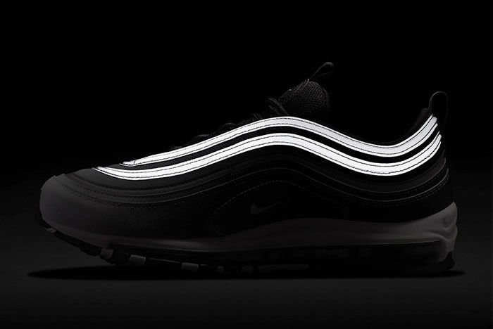 Nike Air Max 97 Faded Black Reflective Silver White 921826 016 Release Information3