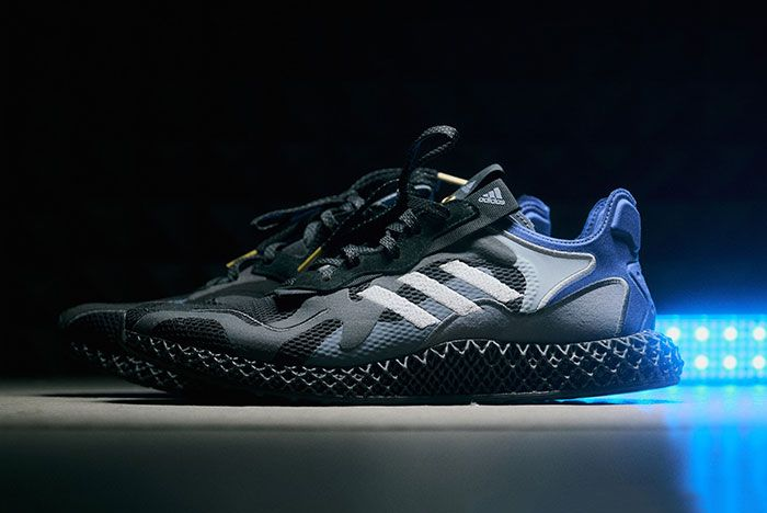Adidas Consortium Evo 4 D Friends Family Paris Fashion Week Hero Shot7